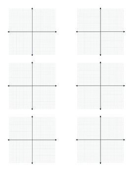 quadrant graph paper by christine begle teachers pay teachers