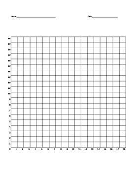 Quadrant I Grid Paper