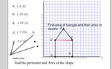 Quadrant One graphing