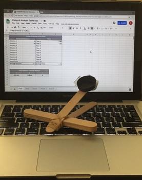 Quadratic Catapult Project