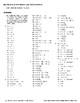 Quadratic & Cubic Equations – Linear & Quadratic Inequalities