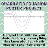 Quadratic Equation Poster Project