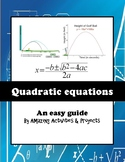 Quadratic Equations Unit Guide