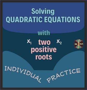 Quadratics with Two Positive Roots (Rule of Signs) - Individual Practice/HW