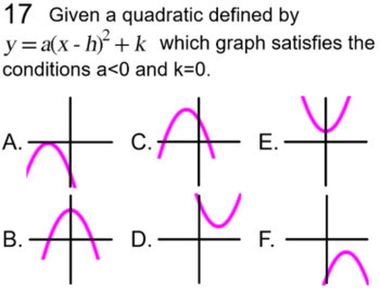 Quadratic Forms, Intro + 3 Study Guides + 5 Assignments for PDF