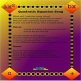 Quadratic Formula FREEBIE