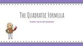 Quadratic Formula HyperSlide  Distance Learning Lesson