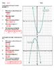 Quadratic Functions - 5 Worksheet Bundle
