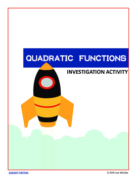 Quadratic Functions/Equations