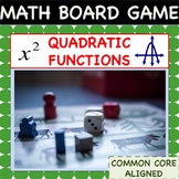 Quadratic Functions - MATH BOARD GAME