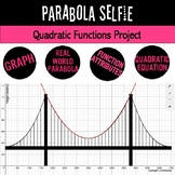 Quadratic Functions | Project Based Learning | Distance Learning