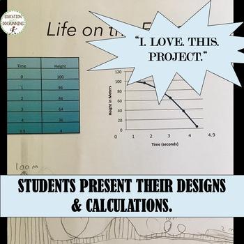 Quadratic Functions Roller Coaster Design Project