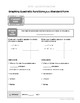 Quadratic Functions: Standard Form Lesson