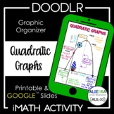 Quadratic Graphs - Doodlr