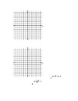 Quadratic Review
