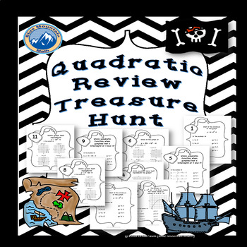 Quadratic Review Treasure Hunt