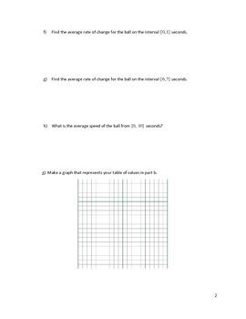 Quadratic Sequences Activity 3 of 5