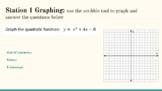 Quadratic Stations HyperSlide- Digital Activity
