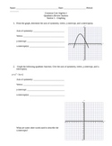 Quadratic Test Review