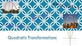 Quadratic Transformation Maze