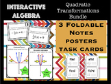 Quadratic Transformations Bundle