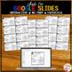 Quadratic Transformations Digital Task Cards (Made for Google Drive)