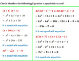Quadratic equation Part-1