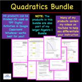 Quadratics (Bundled)