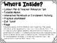 Graphing Quadratics- Standard Form foldable, INB, Practice, & Exit Ticket