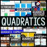 Quadratics Bundle