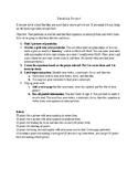 Quadratics Project