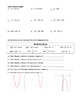 Quadratics Study Guide