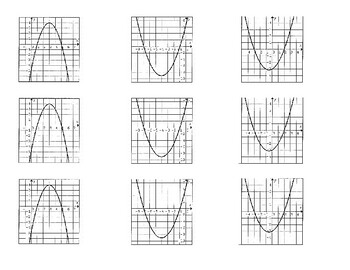 Quadratics Tiny Graphs
