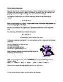 Quadratics - Vertical Motion Model Graphing Calculator Exp
