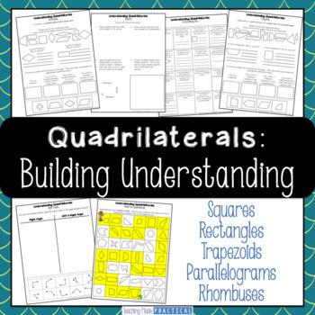 Teaching Quadrilaterals - Properties and Attributes of Quadrilaterals