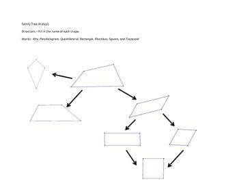 Quadrilateral Analysis