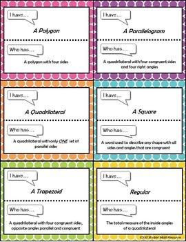 Quadrilateral Bundle | Characteristics of Quadrilaterals Bundle