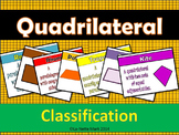 Quadrilateral Classification PowerPoint