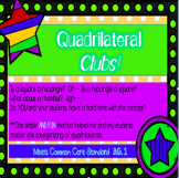 Quadrilateral Clubs