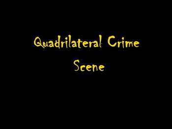 Quadrilateral Detective SMART