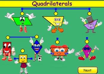 Quadrilateral Family Reunion