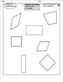 Quadrilateral Formative Assessment