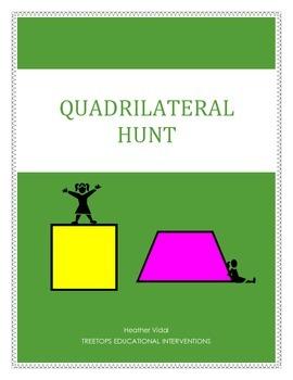 Quadrilateral Hunt Sheet