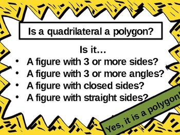 Quadrilateral PowerPoint Presentation