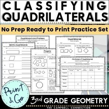 Quadrilaterals Practice