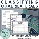 Classifying Quadrilaterals Worksheets | Distance Learning