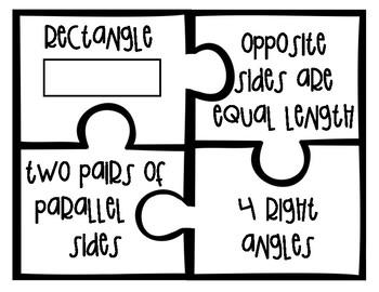 Quadrilateral Puzzle