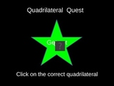 Quadrilateral Quest Powerpoint Game