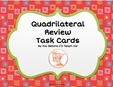 Quadrilateral Review Task Cards