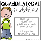 Quadrilateral Riddles